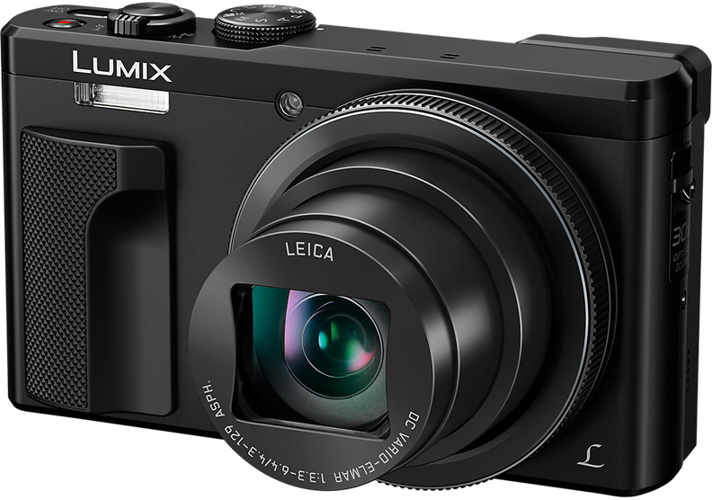 Panasonic Lumix DMC-TZ80 (черный)