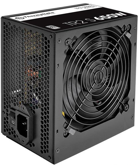 Thermaltake TRS-0650NPCWEU (черный) блок питания thermaltake tr2 s 650w [ps trs 0650npcweu 2] v2 3 a pfc 80 plus fan 12 cm retail