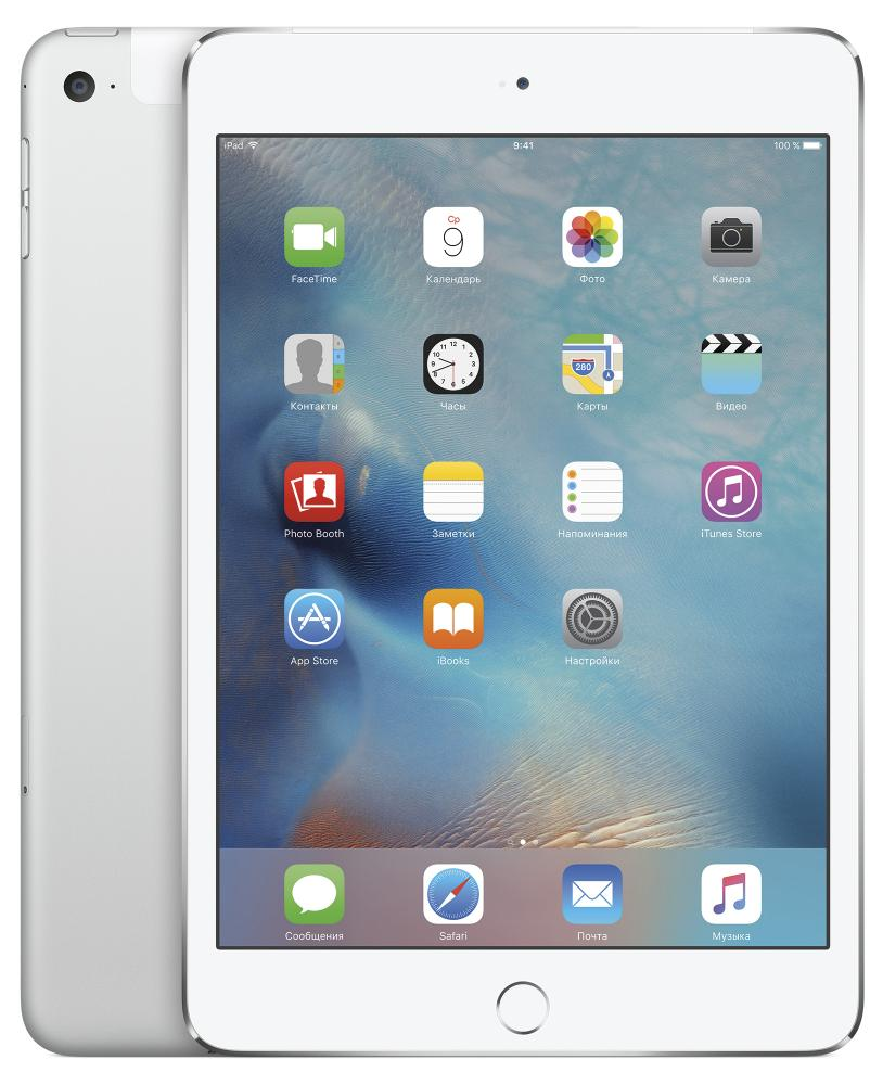 Планшет Apple iPad mini 4 128Gb Wi-Fi + Cellular MK772RU/A