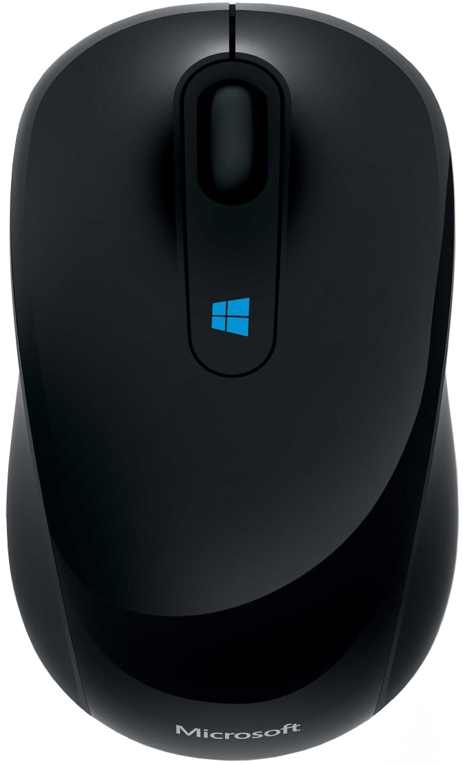 Мышка Microsoft Microsoft Sculpt Mobile Mouse Black USB