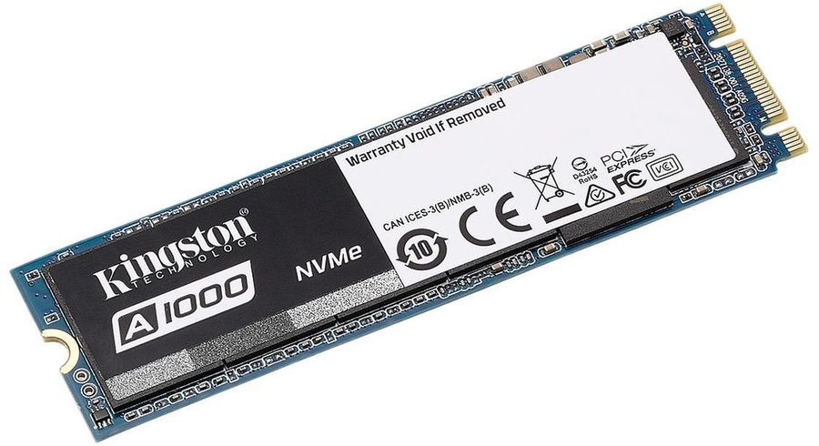 Kingston A1000 960Gb M.2