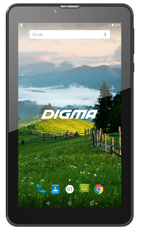 Планшет Digma Plane 7546S 7 3G 8Gb (7/1024x600/1024Mb/WIFI/Android 7.0 Nougat)