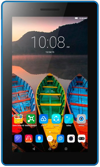 Планшеты Lenovo TAB 3 Essential 710I 7 3G 8Gb (7/1024x600/1024Mb/WIFI/Android 5.1 Lollipop) lenovo tab 2 a7 30 8gb 3g black