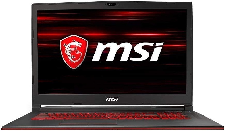 Ноутбук MSI GL73 8RD-248XRU (Intel Core i5 8300H 2300 Mhz/17./1920х1080/8192Mb/1000Gb HDD/DVD нет/NVIDIA GeForce GTX 1050 Ti/WIFI/DOS (без ОС))