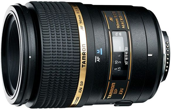 Tamron AF SP 90mm/2.8 DI 1:1 for Sony