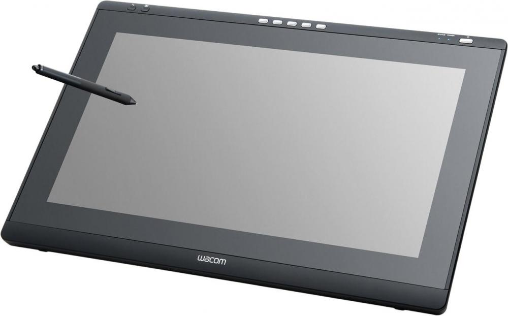 Графический планшет Wacom DTK-2241 кабель для тонарма pro ject connect it phono 5p c 1 23 m