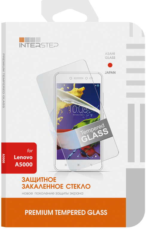 InterStep для Lenovo A5000