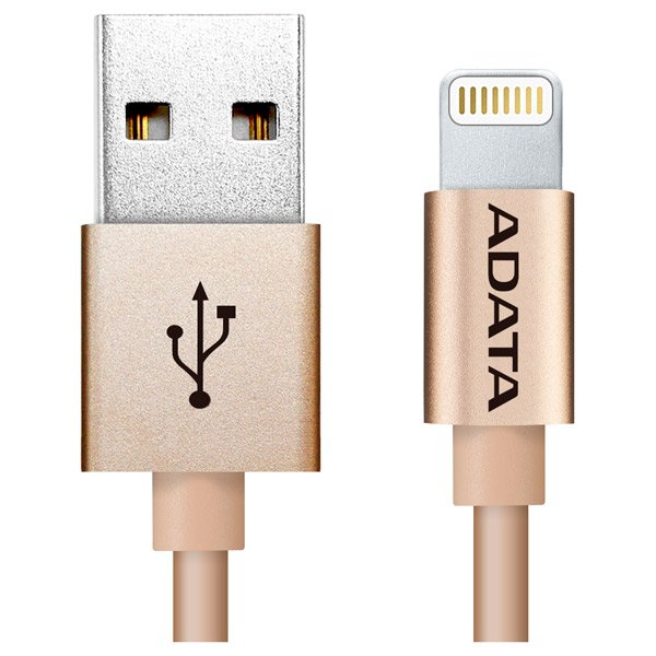 Кабель A-Data AMFIAL USB-Apple 8pin MFI 1м