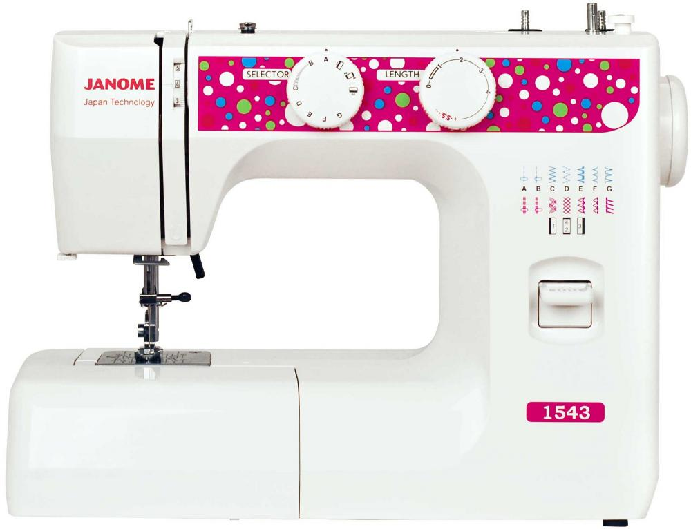 JANOME 1543 [available from 10 11] janome sewing machine janome jk 220s