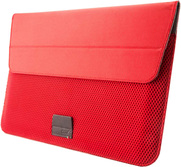 Чехол Cozistyle ARIA Stand Sleeve для Apple Macbook Air/ Pro 13 (красный)
