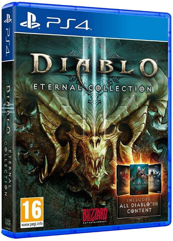 PlayStation 4 Diablo III: Eternal Collection