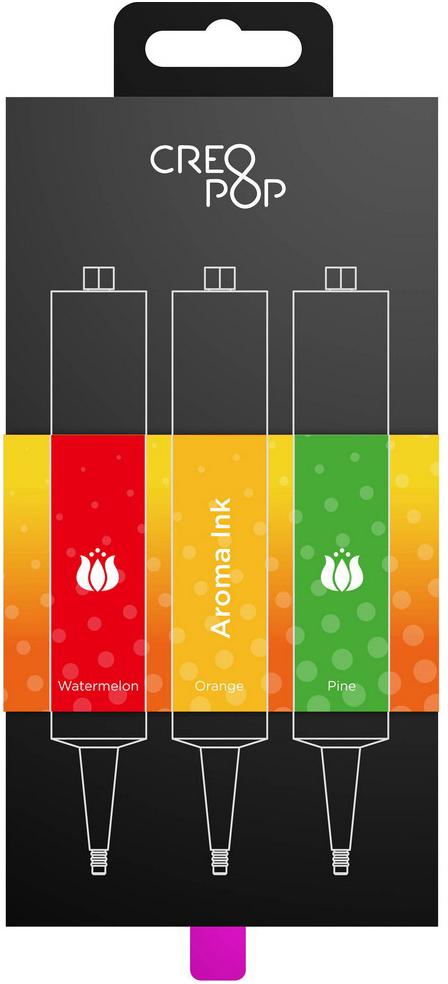 CreoPop SKU014 5А Ароматические (Red, Orange, Green) replacement 3 7v 2430mah battery for htc hd2 golden