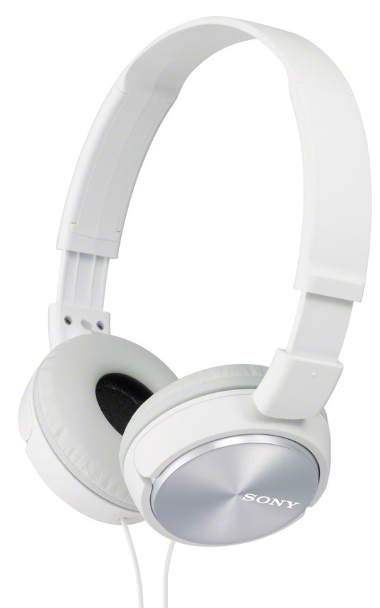 Sony MDR-ZX310 (белый) наушники sony mdr zx310 blue