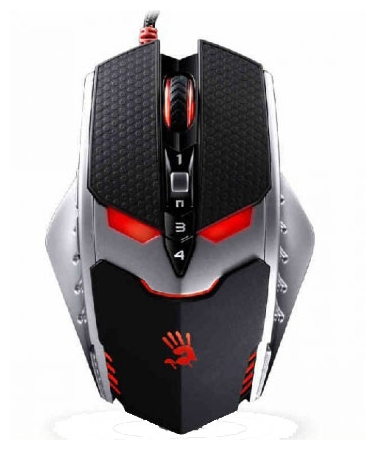 A4Tech Bloody Terminator TL8 (черный) gaming mouse a4tech bloody tl8 terminator officeacc