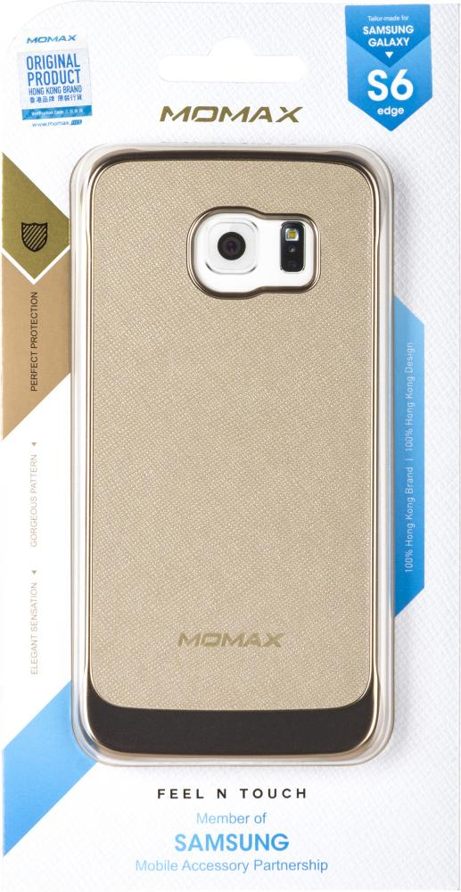 Momax Feel-n-Touch ��� Samsung Galaxy S6 Edge