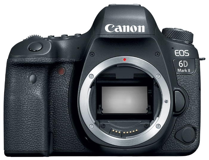 Canon EOS 6D Mark II Body (черный)