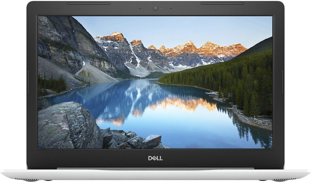 "Ноутбук Dell Inspiron 5570-5358 (белый) Inspiron 5570-5358 (Intel Core i3 6006U 2000 Mhz/15.6""/1920х1080/4096Mb/256Gb HDD/DVD-RW/AMD Radeon 530/WIFI/Linux)"