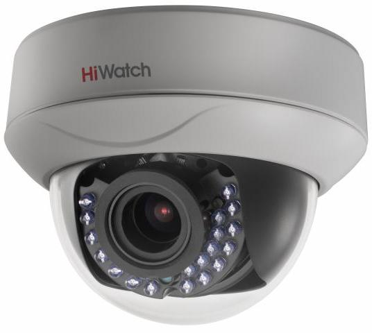 HiWatch DS-T207 2.8-12 мм
