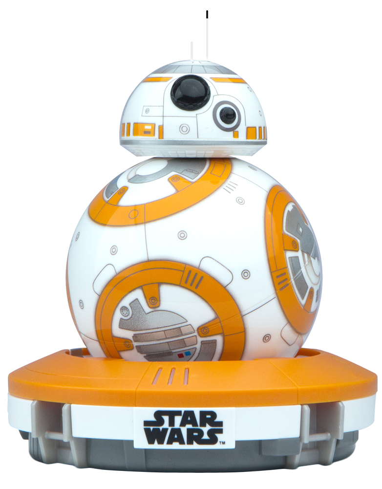 ����� ������������� ������� Sphero Star Wars