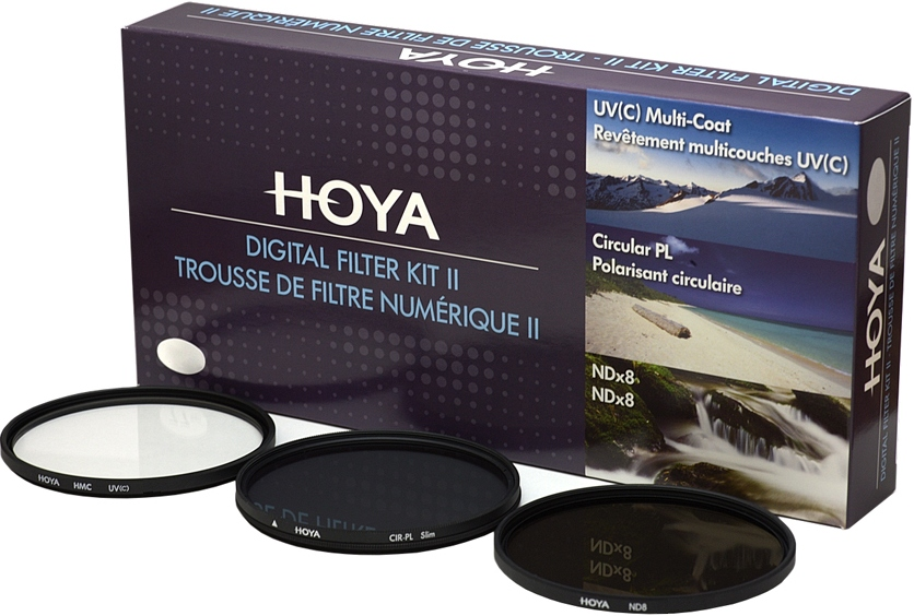 Hoya 43mm Digital Filter Kit