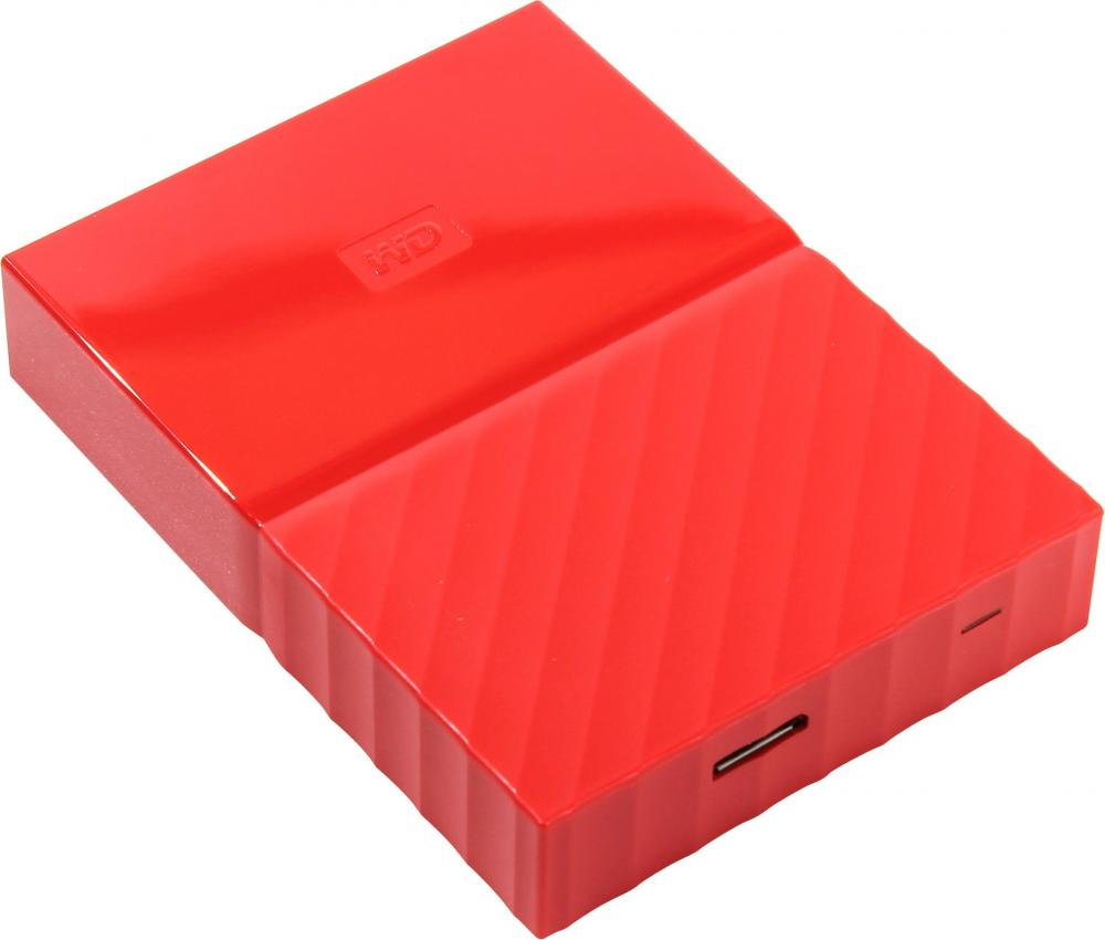 WD My Passport 2TB 2.5