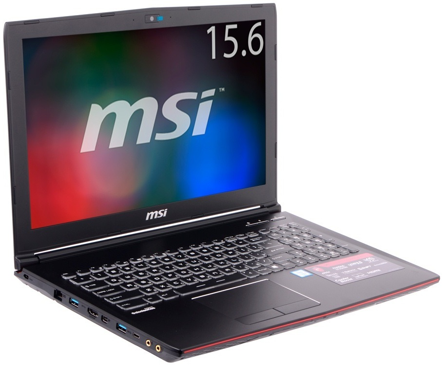 "Ноутбук MSI GP62 6QF-466RU Leopard Pro (Intel Core i7 6700HQ 2600 Mhz/15.6""/1920х1080/8192Mb/1000Gb HDD/DVD-RW/NVIDIA GeForce GTX 960/WIFI/Windows 10 Home)"