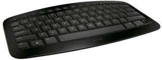 Microsoft Arc Keyboard USB (черный)