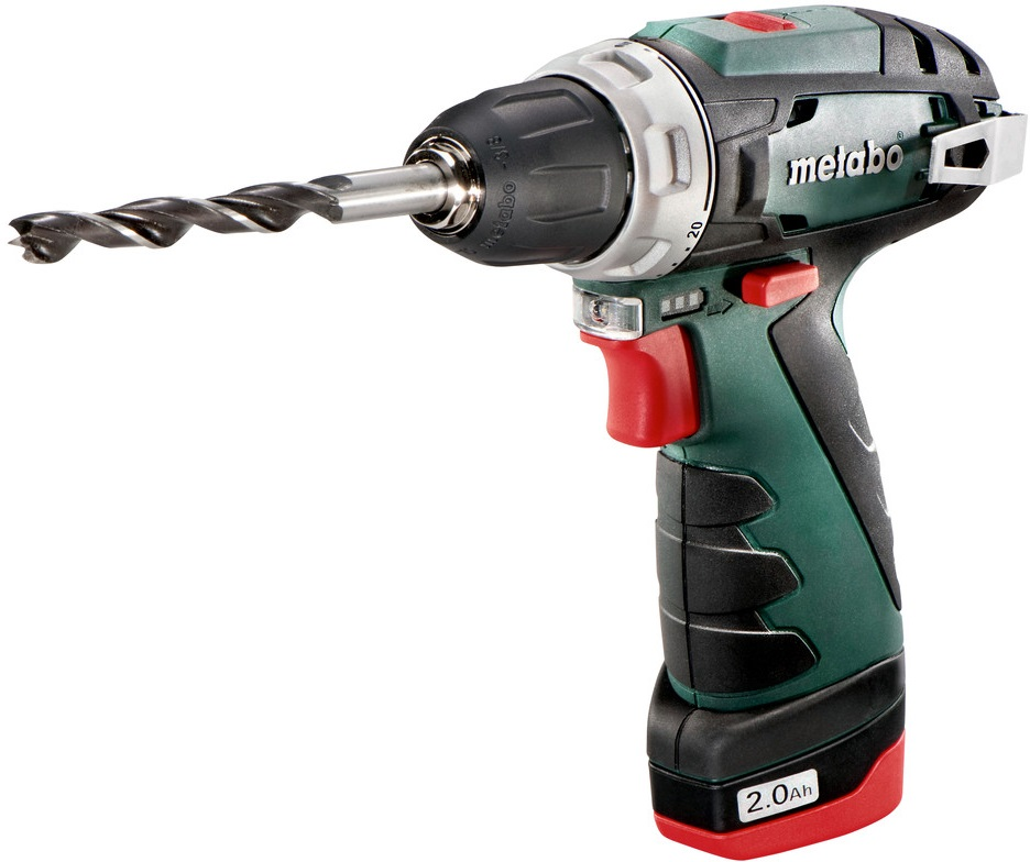 Metabo PowerMaxx BS цена