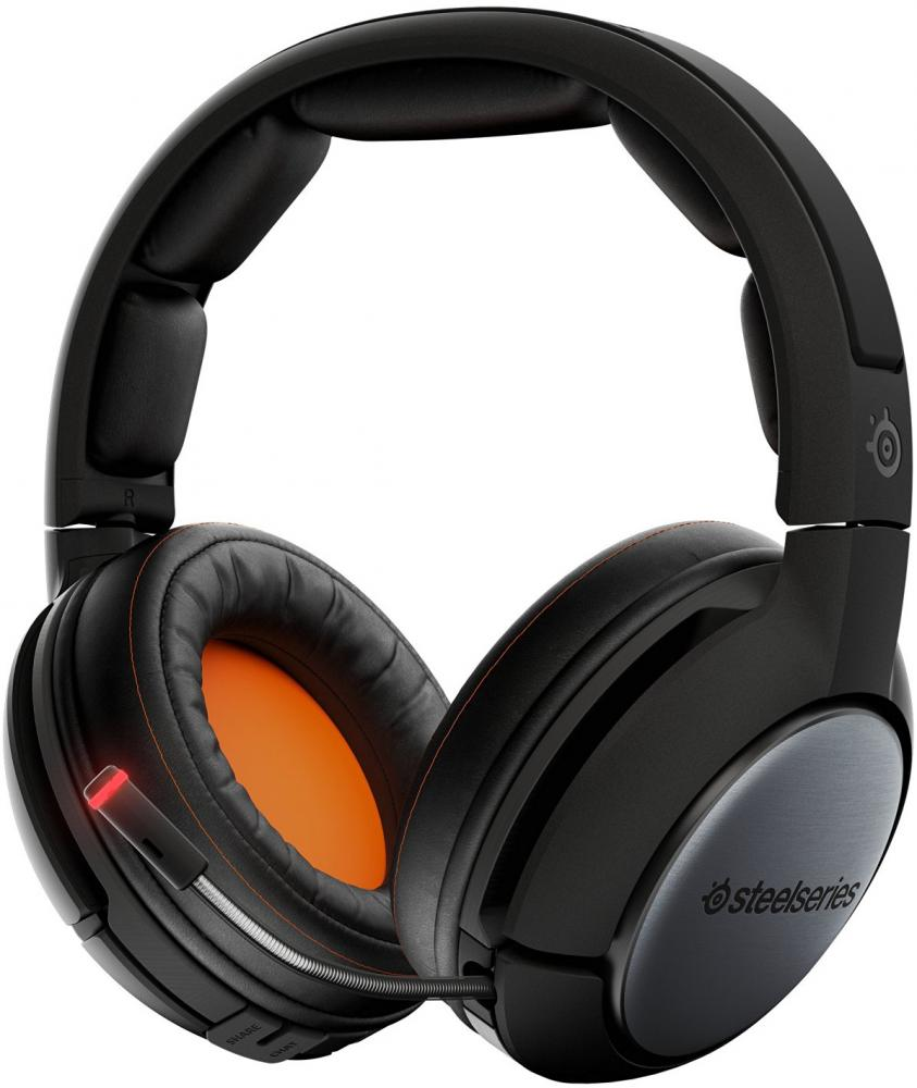 Наушники SteelSeries Siberia 840 (черный)