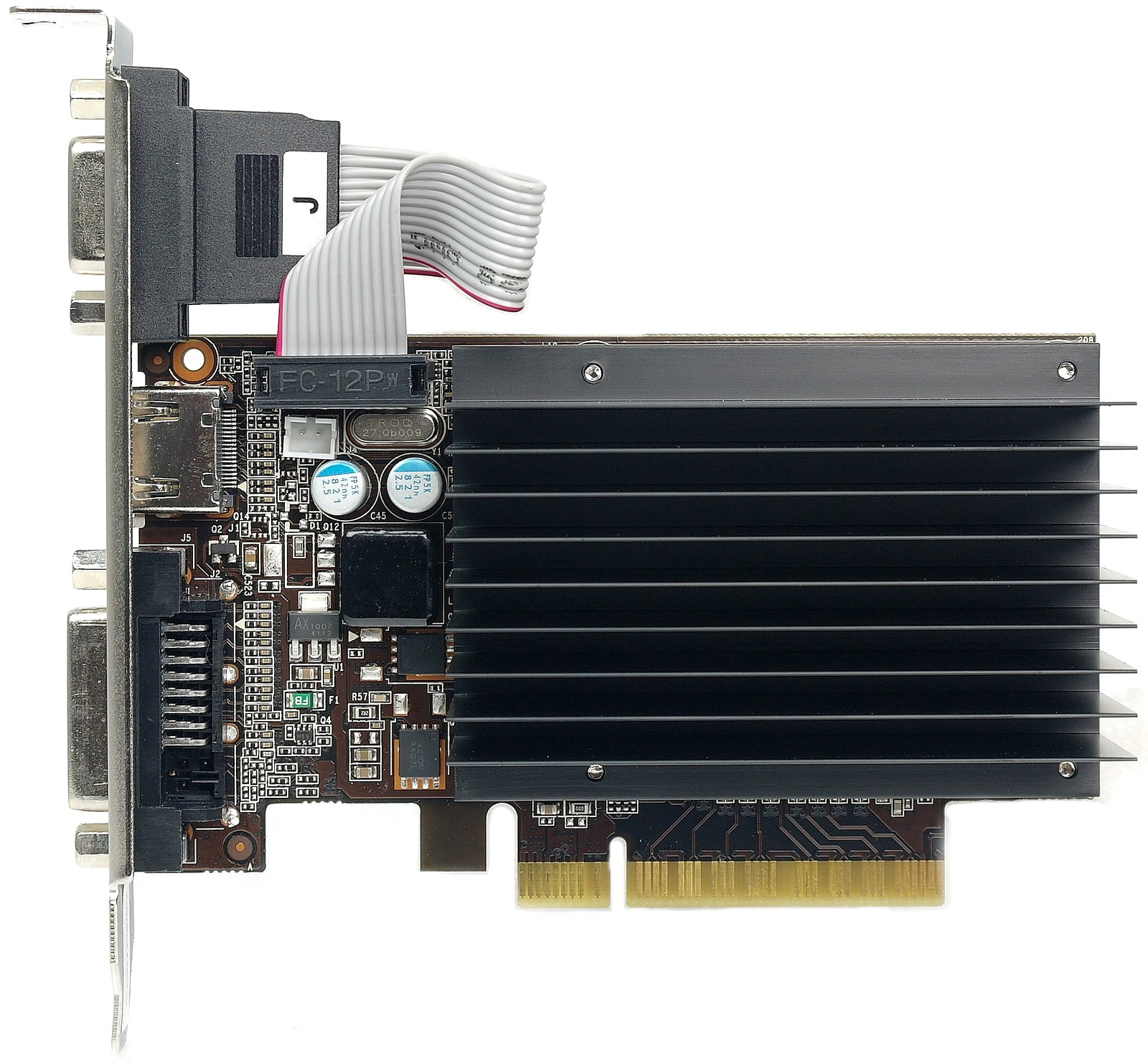 Palit GeForce GT 730 PCI-E 2.0 2048Mb GeForce GT 730 PCI-E 2.0 2048Mb