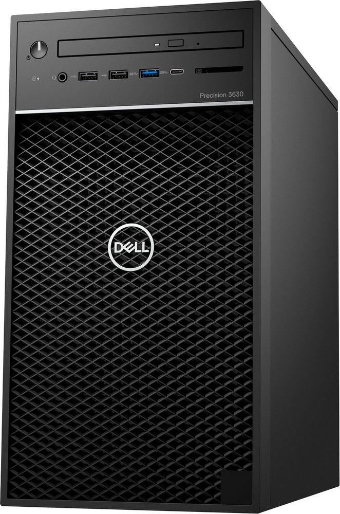 цена на Dell Precision 3630-5543 MT (черный)