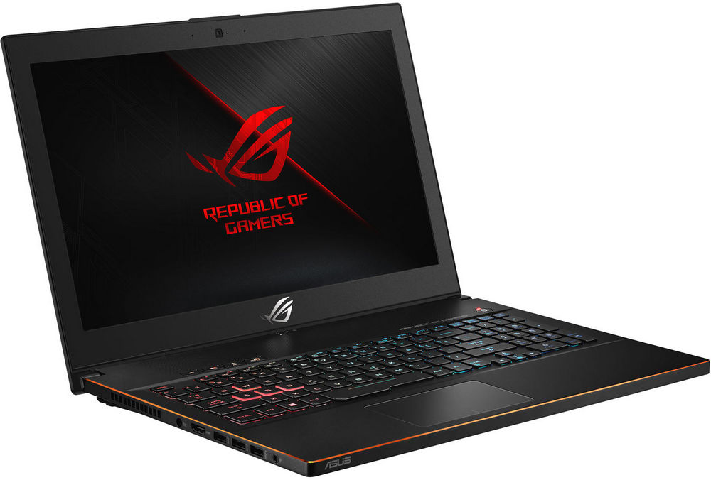 ASUS ROG GM501GS-EI007T (черный) gm501gs ei033