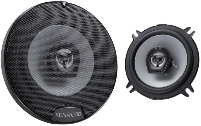 Автоакустика Kenwood KFC-1352RG2 deppa набор deppa азу сзу 1а дата кабель 8 pin для apple ultra mfi white