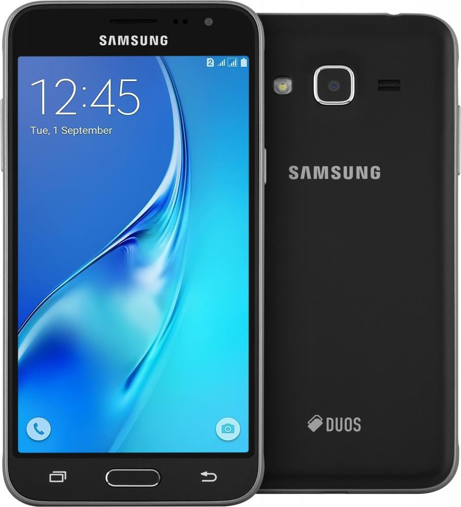 Мобильный телефон Samsung Galaxy J3 (2016) SM-J320F/DS смартфон samsung galaxy j3 2016 sm j320f ds gold