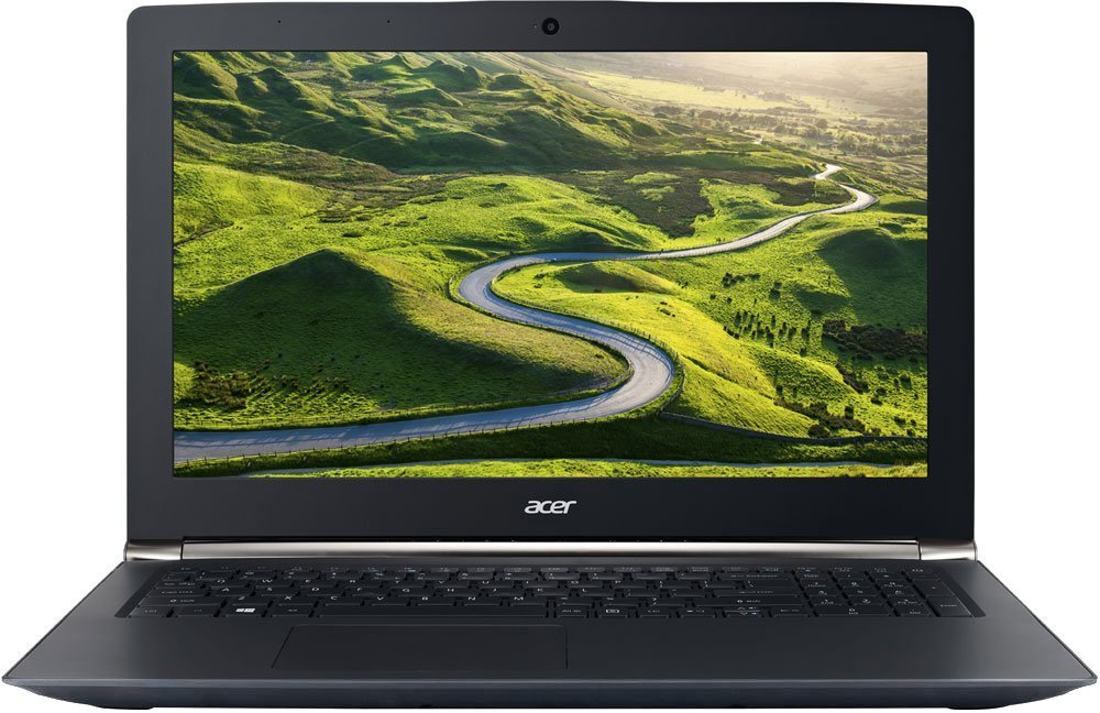 Ноутбук Acer Aspire VN7-592G-55QQ (Intel Core i5-6300HQ 2300 Mhz/15.6/1920х1080/12288Mb/1000Gb HDD/DVD нет/NVIDIA GeForce GTX 960M/WIFI/Windows 10 Home) genuine laptop lcd rear lid for acer aspire v nitro vn7 792 vn7 792g top case back chassis cover new shell black 60 g6rn1 005