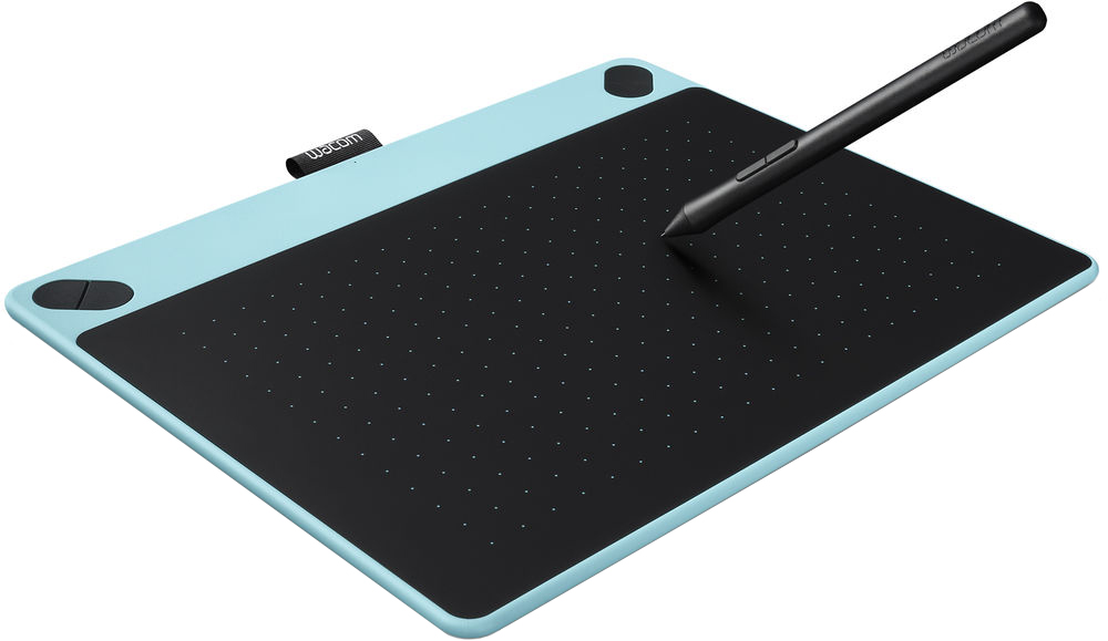 Wacom Intuos Art Pen & Touch Medium (голубой)