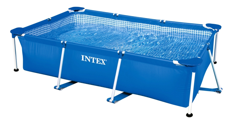 Intex Rectangular Frame 300х200х75 см (синий) цена и фото