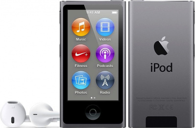 Apple iPod nano 7 16Gb (�����)