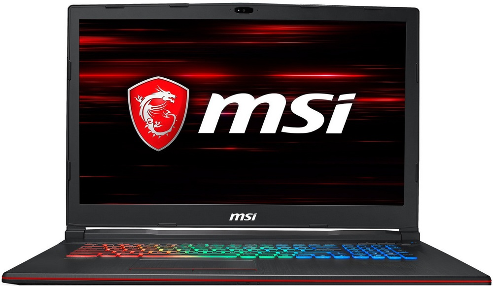 MSI GP73 8RE-692RU Leopard (черный) msi a320m bazooka