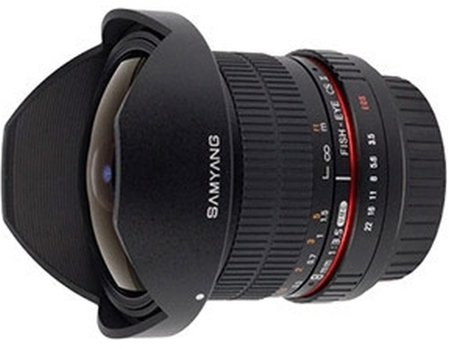 Samyang MF 8mm f/3.5 AS IF UMC Fish-eye CS II Canon EF объектив samyang canon mf 16 mm t2 2 ed as umc cs vdslr