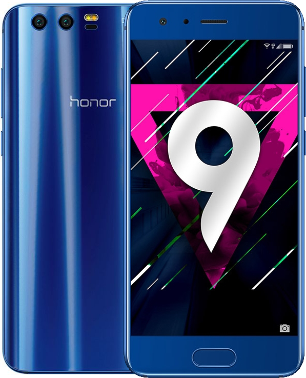 Смартфон Huawei Honor 9 Premium 128GB (синий)