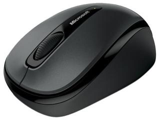 Microsoft Wireless Mobile Mouse 3500 (черный)