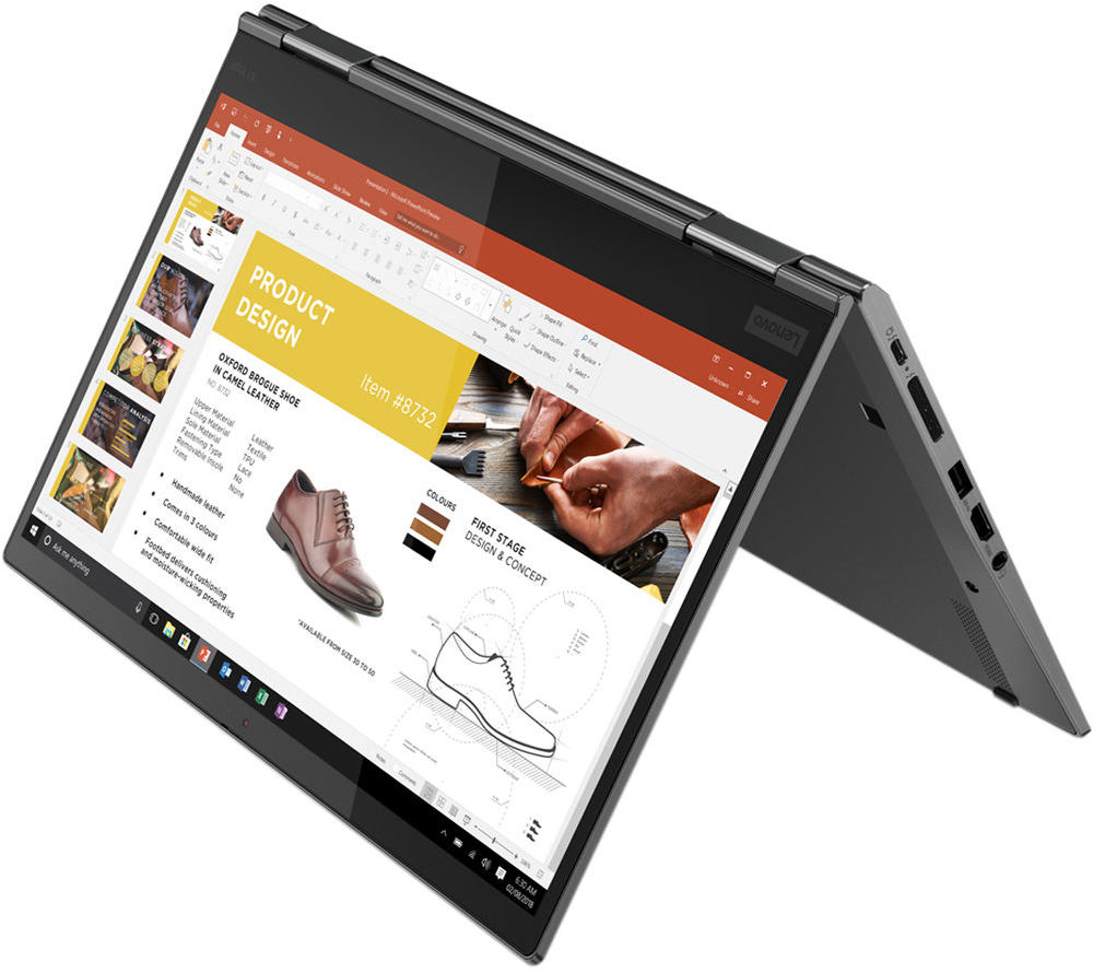 Lenovo ThinkPad X1 Yoga 4Gen 20QF001XRT (темно-серый) thinkpad x1 yoga gen2 20jd005lrt