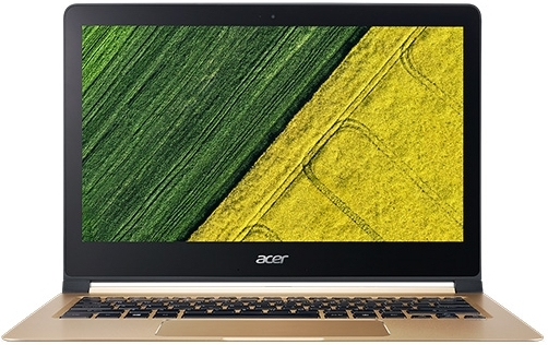 "все цены на  Ноутбук Acer Swift 7 SF713-51-M6WD (Intel Core i7 7Y75 1300 Mhz/13.3""/1920х1080/8192Mb/512Gb HDD/DVD нет/Intel® HD Graphics 615/WIFI/Windows 10 Home)  онлайн"