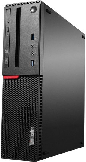 Lenovo ThinkCentre M700 SFF 10KNS0BP00 (черный)