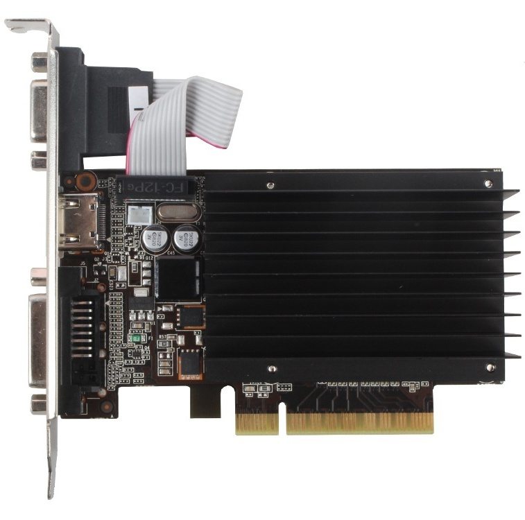 Видеокарта Palit GeForce GT 730 PCI-E 2.0 1024Mb