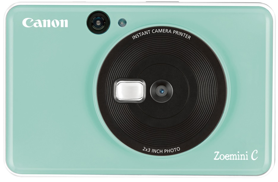 Фото - Canon Zoemini C (camera 5mp +print) MINT GREEN benro colorful 100 dslr camera bag high quality backpack professional anti theft outdoor men women for canon nikon