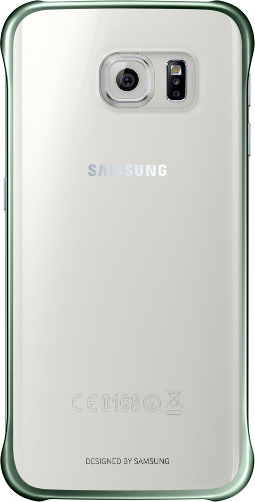 Samsung Protective Cover Clear для Galaxy S6 Edge