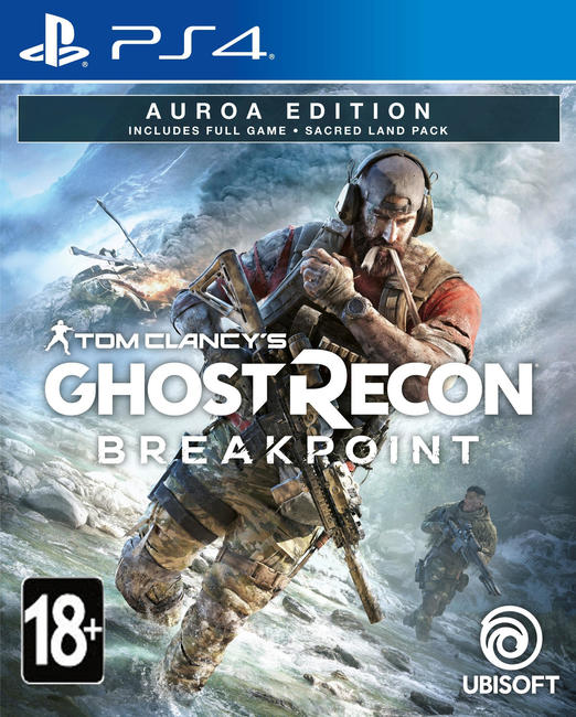 PlayStation 4 Tom Clancy s Ghost Recon: Breakpoint. Auroa Edition