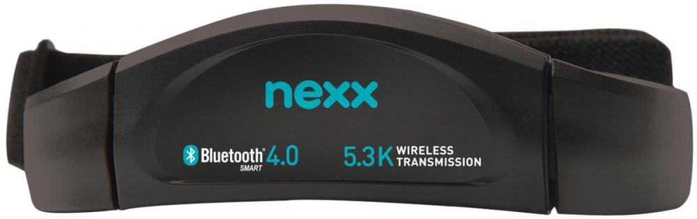 Кардиомонитор Nexx SP-HRM-01 Bluetooth 4.0 + 5.3kHz Dual Transmission (черный)